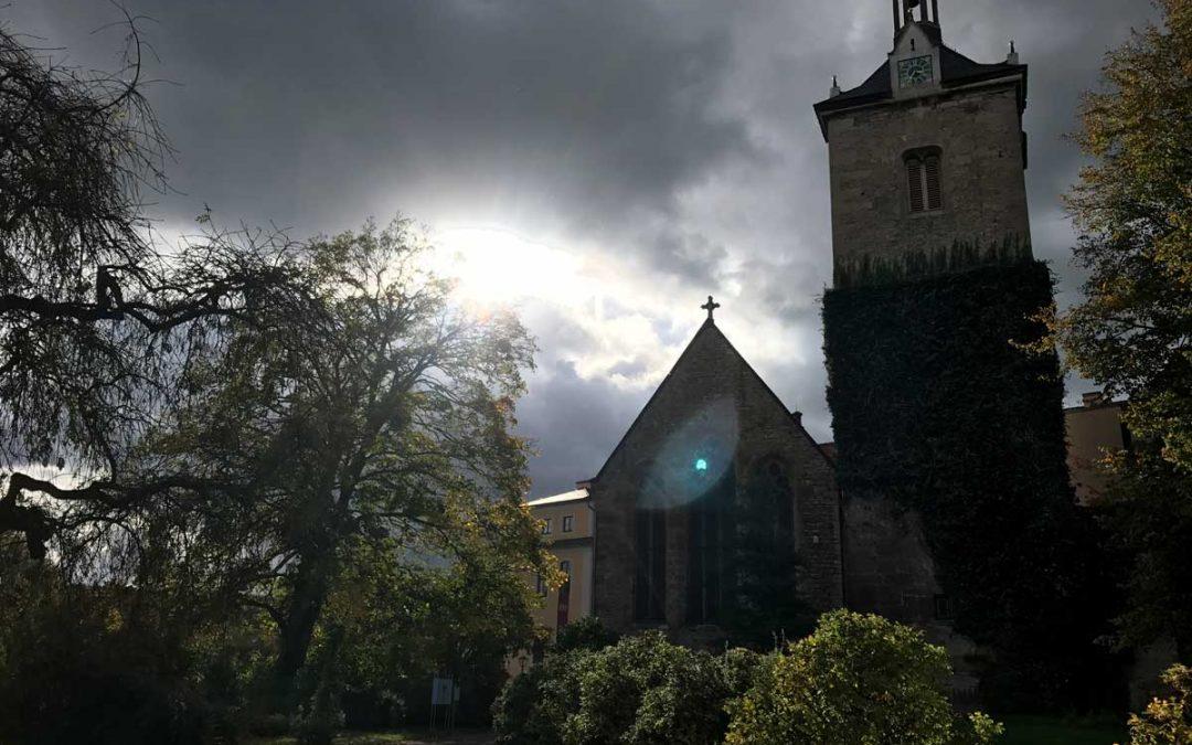 8. und 10. Oktober – Eisenach – Weimar