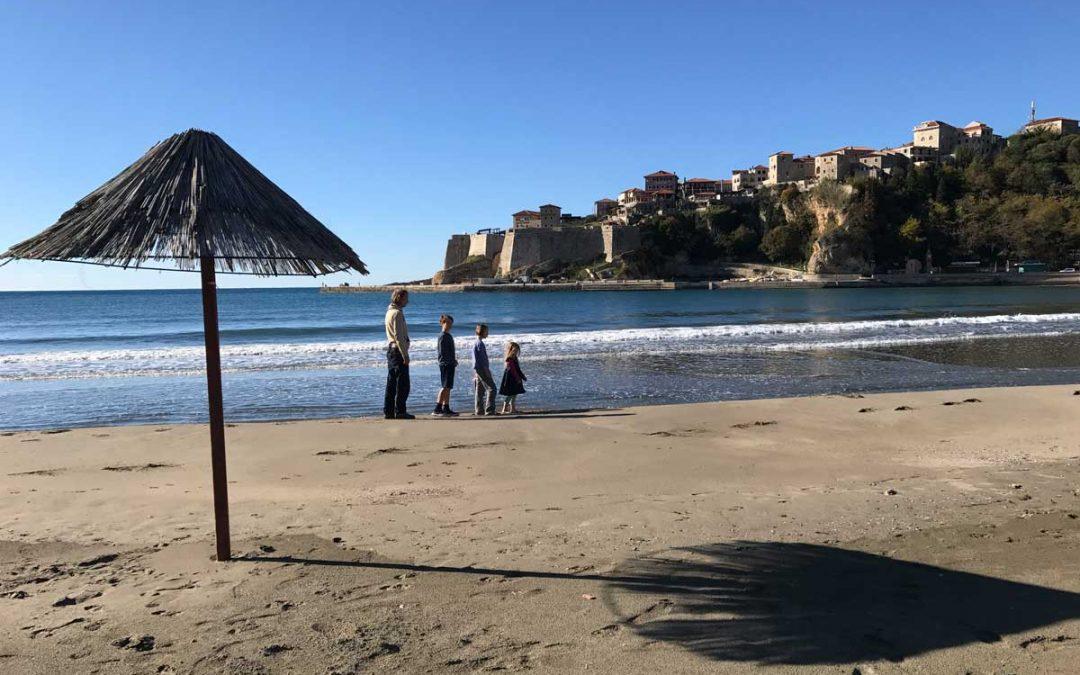 Ulcinj – Reisetipps zur südlichsten Küstenstadt Montenegros
