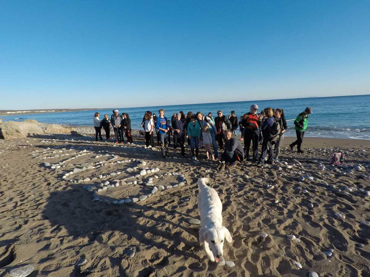 Sunday Walk an Silvester –. Genuss pur am Strand von Avlemonas